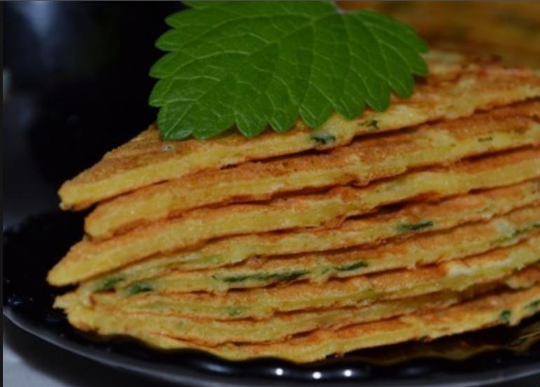 луково-сырные выфли