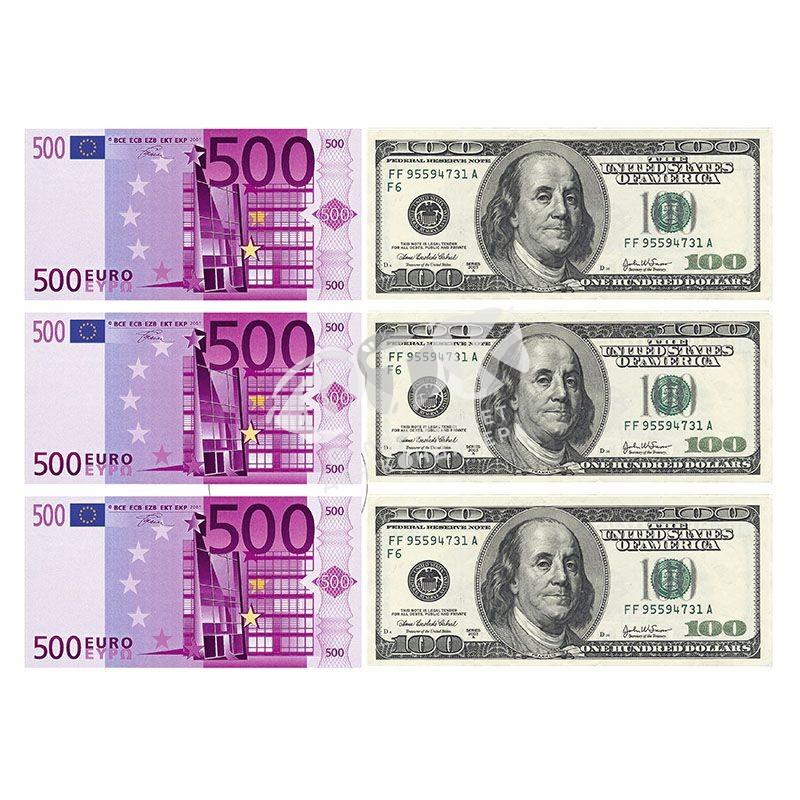 картинки долларов и евро для печати мечтают удобном