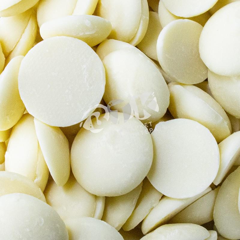 Шоколад белый Callebaut 28@0 гр купить. Доставка по Москве и России